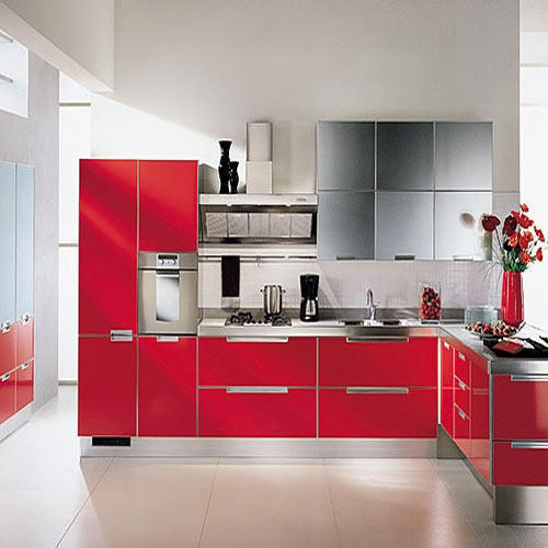 Pvc Modular Kitchen Manufacturer From: PVC Modular Kitchen
