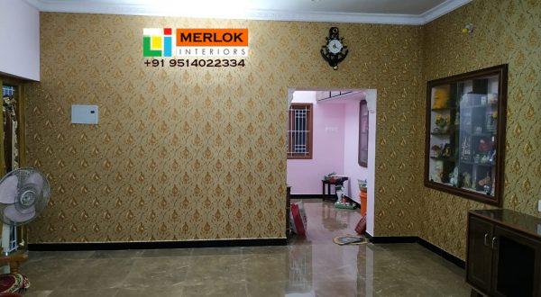 PVC Modular Kitchen Coimbatore