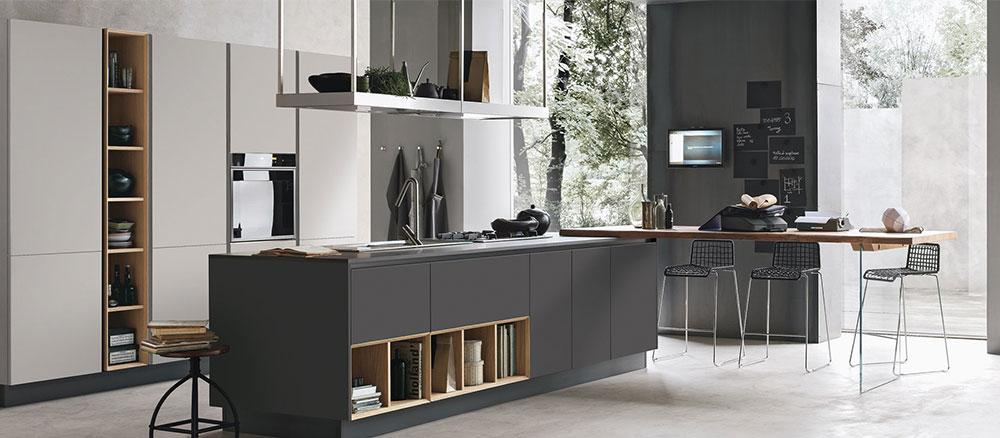 Aluminium Modular Kitchen Coimbatore   Merlok Lifespaces ...