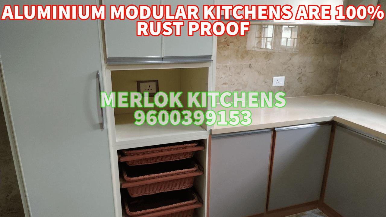 4 [Benifits] of Aluminium Modular Kitchen (Coimbatore) 3