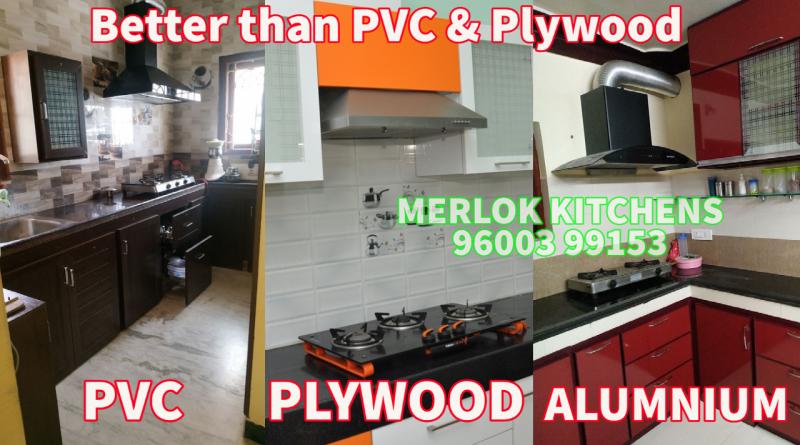 4 [Benifits] of Aluminium Modular Kitchen (Coimbatore) 1
